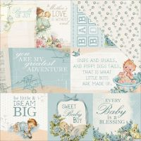 """Peek-A-Boo Double-Sided Cardstock 12""""X12"""" NOTM455424"""