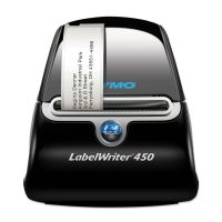 "DYMO LabelWriter Printer, 2 3/10"" Labels, 51 Labels/Min, 5w x 7 2/5d x 5 1/5h DYM1752264"