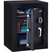 Sentry Safe Executive Fire-Safe, 3.4 ft3, 21 3/4w x 19d x 27 3/4h, Black SENEF3428E