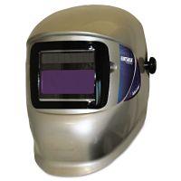 Jackson Safety* ELEMENT Solar-powered Variable ADF Welding Helmet, Silver KCC23282