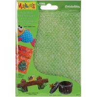 "Makin's Clay Texture Sheets 7""X5.5"" 4/Pkg NOTM341894"