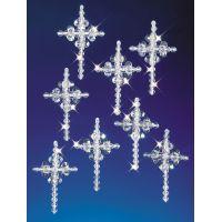 Holiday Beaded Ornament Kit NOTM154528