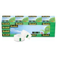 "Scotch Magic Greener Tape, 3/4"" x 900"", 1"" Core, 16/Pack MMM81216P"