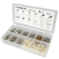 StarTech.com Deluxe Assortment PC Screw Kit - Screw Nuts and Standoffs SYNX495831