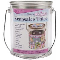 Keepsake Totes Clear Paint Can NOTM408004
