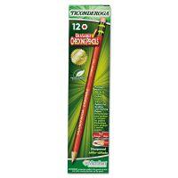 Ticonderoga Ticonderoga Erasable Colored Pencils, 2.6 mm, CME Lead/Barrel, Dozen DIX14259