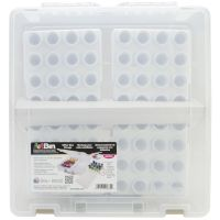 ArtBin Super Satchel W/Glitter Glue Trays NOTM079274