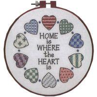 Stamped Cross Stitch