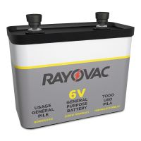 Rayovac Lantern Battery, 6 Volt RAY918