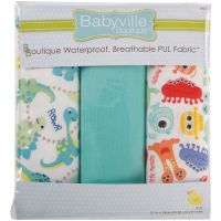Babyville PUL Waterproof Diaper Fabric NOTM140168
