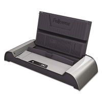 Fellowes Helios 60 Thermal Binding Machine, 600 Shts, 21 4/5 x 11 3/4 x 9h, Plat/Graphite FEL5219501