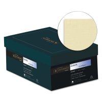 Southworth 25% Cotton #10 Envelope, 4 1/8 x 9 1/2, Ivory, 24lb, Linen, 250/Box SOUJ56410