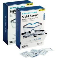Bausch & Lomb Sight Savers Lens Cleaning Tissues BAL8574GMBD