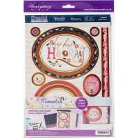Hunkydory Moments & Milestones A4 Topper Set NOTM392318
