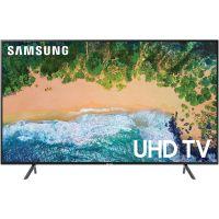 "Samsung 7100 UN40NU7100F 40"" 2160p LED-LCD TV - 16:9 - 4K UHDTV - Charcoal Black SASUN40NU7100F"