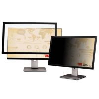 "3M Blackout Frameless Privacy Filter for 22"" Widescreen LCD Monitor, 16:10 MMMPF220W1B"