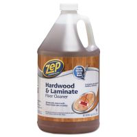 Zep Commercial Hardwood and Laminate Cleaner, 1 gal Bottle ZPE1041692