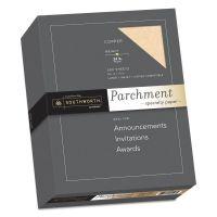 Southworth Parchment Specialty Paper, Copper, 24lb, 8 1/2 x 11, 500 Sheets SOU894C