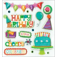 Dimensional Stickers NOTM452187