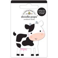 Doodlebug Doodle-Pops 3D Stickers NOTM369188