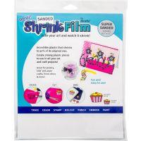 "Shrink Film 8.5""X11"" 50/Pkg NOTM042942"