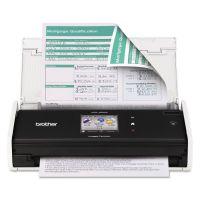Brother ImageCenter ADS-1500W Wireless Compact Scanner, 600 x 600 dpi, 20 Sheet ADF BRTADS1500W