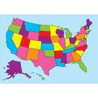 Ashley Magnetic United States Map ASH77012
