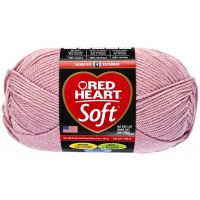 Red Heart Soft Yarn - Rose Blush NOTM400576