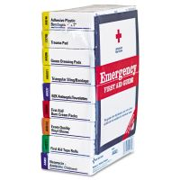 First Aid Only ANSI Compliant 10 Person First Aid Kit Refill, 63-Pieces FAO740010