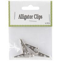 Alligator Clips 4/Pkg NOTM159287
