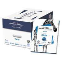 Hammermill Everyday Copy and Print Paper, 92 Brightness, 20 lb, 8 1/2 x 11, White, 5000 Sheets/Carton HAM162008