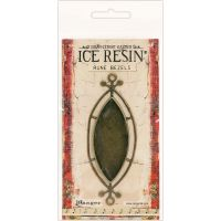Ice Resin Rune Bezel Ellipse NOTM378632