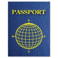 Ashley Blank Passports ASH10708