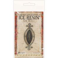 Ice Resin Rune Bezel Small Ellipse NOTM378636