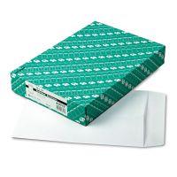 Quality Park Redi Seal Catalog Envelope, 10 x 13, White, 100/Box QUA43717
