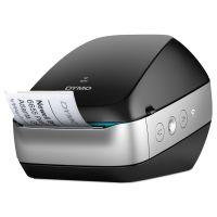 DYMO LabelWriter Wireless Black Label Printer, 71 four-line labels/min DYM2002150