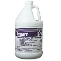Misty Neutral Floor Cleaner EP, Lemon, 1gal Bottle AMR1033704EA