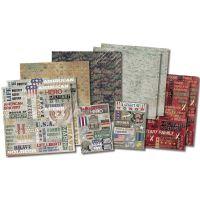 "Karen Foster Scrapbook Page Kit 12""X12"" NOTM208722"