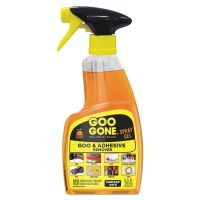 Goo Gone Spray Gel Cleaner, Citrus Scent, 12 oz Spray Bottle WMN2096EA