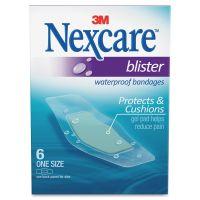 Nexcare Blister Waterproof Bandages, One Size MMMBWB06