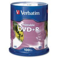 Verbatim Recordable DVD Media  VER95145