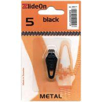 ZlideOn Zipper Pull Replacements Metal 5 NOTM033148