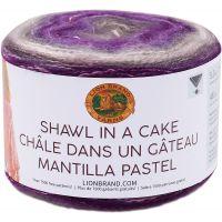 Lion Brand Shawl in a Cake Yarn NOTM064637