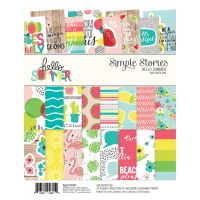 "Simple Stories Double-Sided Paper Pad 6""X8"" 24/Pkg NOTM356703"