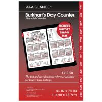 At-A-Glance Burkhardt's Day Counter Daily Refill AAGE7125019
