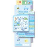 Flip Pack Sticker Embellishments NOTM378249