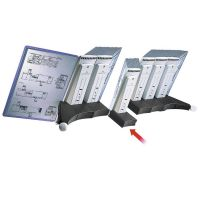 Durable SHERPA Reference System Extension Set, Gray Borders & Panels DBL569810