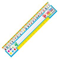Trend PreK-1 Desk Toppers Reference Name Plates TEP69401