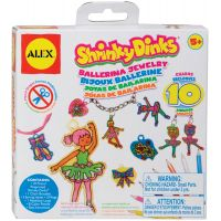 Shrinky Dinks Ballerina Jewelry Kit NOTM454926
