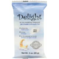 Delight Air-Dry Modeling Compound 3oz NOTM157048